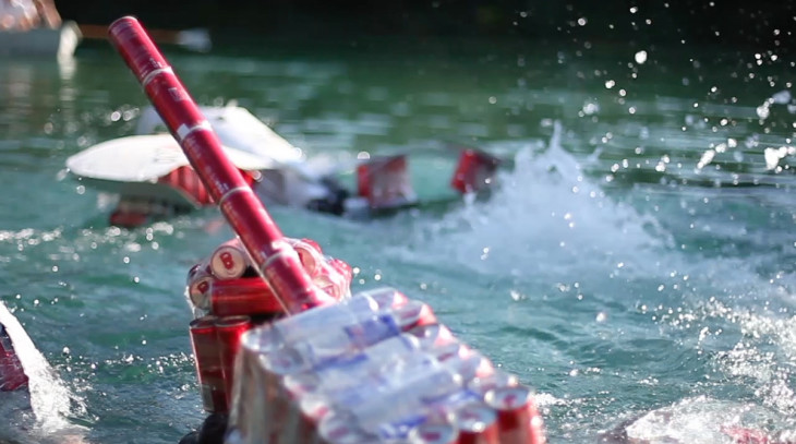 Red Bull Canboat Race
